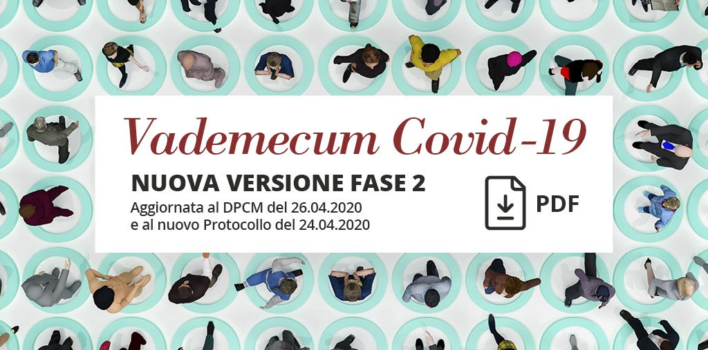 Protection Trade - Vademecum coronavirus fase 2